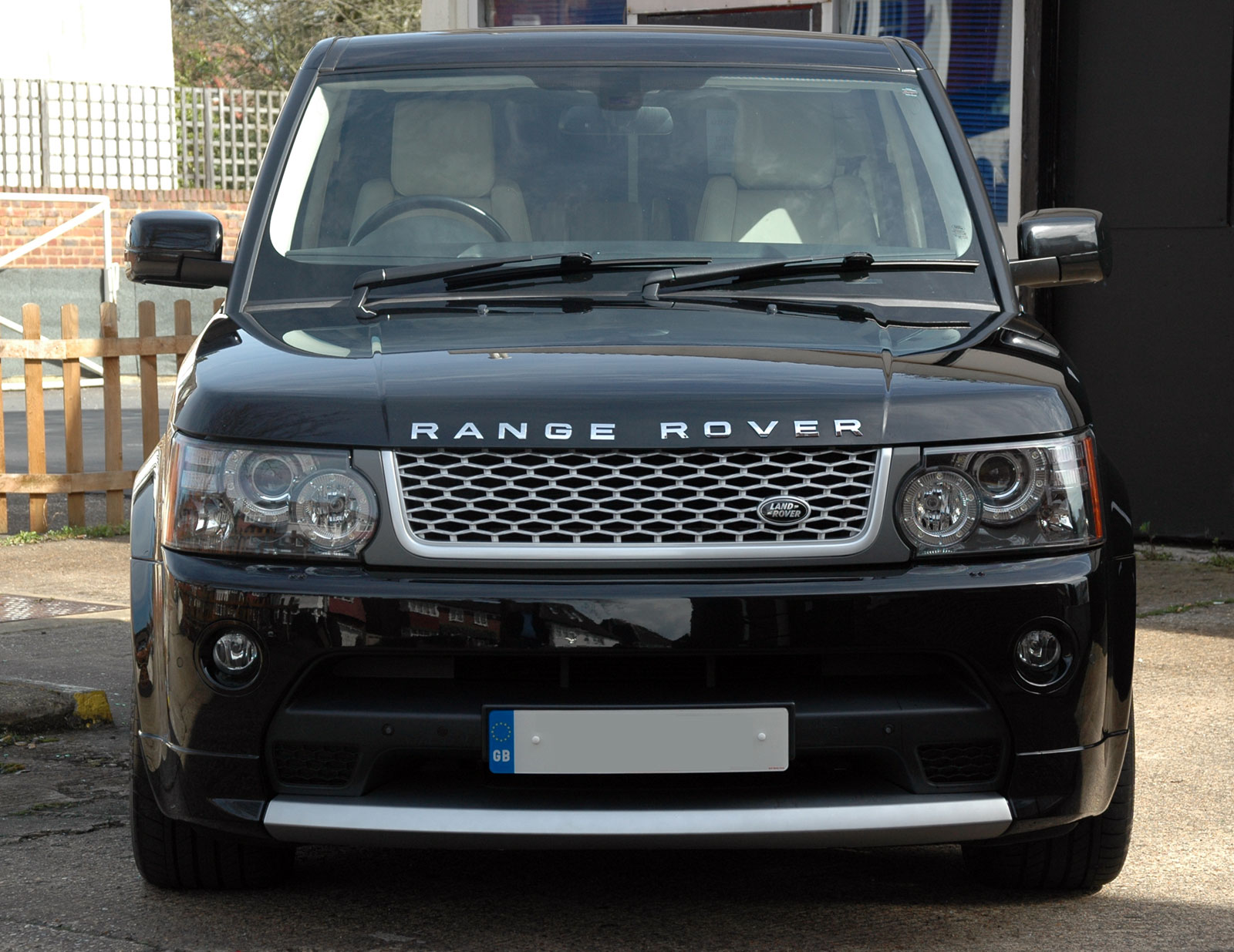 Pattern 2013 Range Rover Sport Autobiography Conversion Kit for the 2010 model Sport