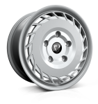 Cades Cades Motorsport (Transit) wheels 18 x 8j 5x160 | Silver Lip Polish Set of four | fits Ford Transit Custom models