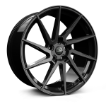 HAWKE Arion Alloy Wheels 23 inch 5x120 (ET40) | Black x 4 | fits Range Rover Sport, Vogue and Discovery models